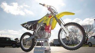 9. 2008 Suzuki RM-Z250 RMZ250