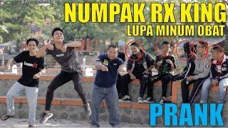 Video NGAKAK || RUSUH JOGET NUMPAK RX KING PRANK - URAT MALU PUTUS MP3, 3GP, MP4, WEBM, AVI, FLV Agustus 2018