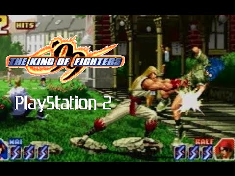king of fighters '99 the sony playstation rom