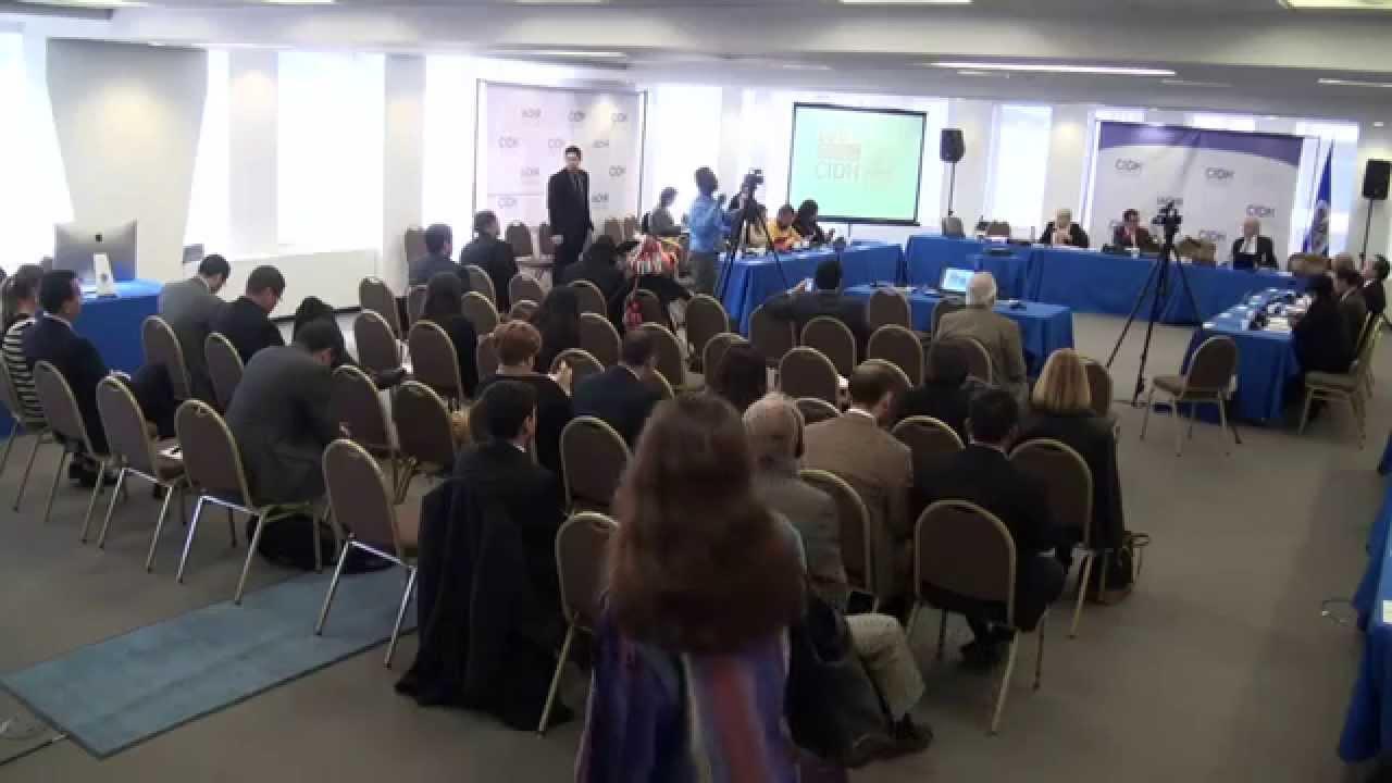 Informe de la Comisi�n Nacional contra la Discriminaci�n de Per�