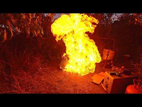 Как добыть халявный газ Самогонным Аппаратом