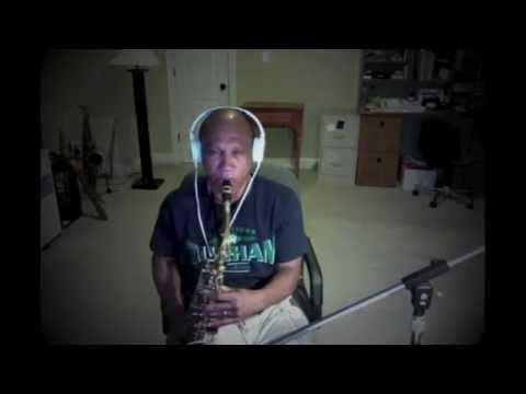 Wonderful Tonight - Eric Clapton - (saxophone Cover By James E. Green)