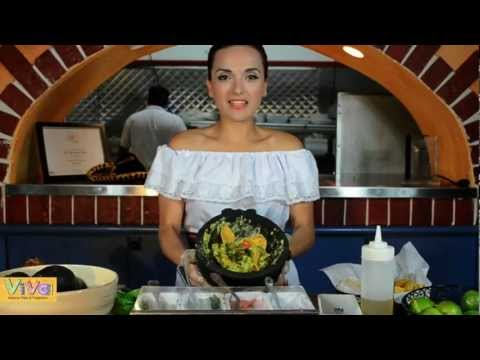 Mexican Recipe: How to Make Authentic Mexican Guacamole