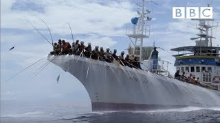 Download Video HD: Tuna Fishing - South Pacific - BBC Two MP3 3GP MP4