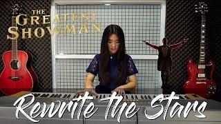 Video (The Greatest Showman OST) Rewrite the Stars - Josephine Alexandra | Piano Cover MP3, 3GP, MP4, WEBM, AVI, FLV Juli 2018