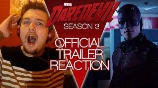 Daredevil Season 3 Official Trailer Reaction