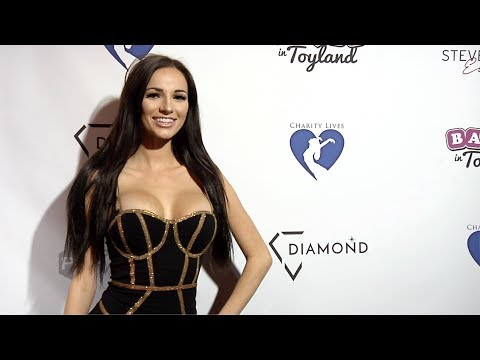 "Michelle Martin 2018 Babes in Toyland ""Holiday Toy Drive"" Red Carpet"