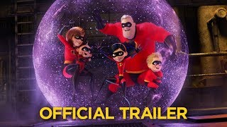 Incredibles 2 Official Trailer waptubes