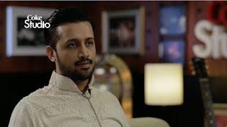 Coke Studio Season 8| BTS| Tajdar-e-Haram| Atif Aslam