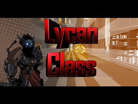 AQW - How to Use Lycan Class