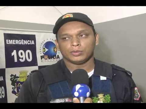 TRAFICO 3 BARRAS -ROMARIO ROMARIO - TV CUIABÁ