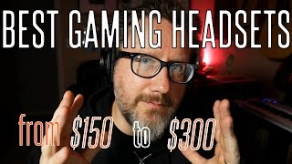 Video The Top 5 Best Gaming Headsets from $150 To $300 (Quick Reviews) MP3, 3GP, MP4, WEBM, AVI, FLV Juli 2018