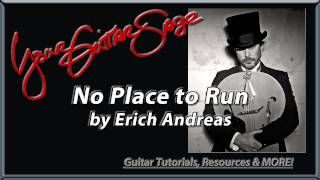 YGS - No Place to Run - Erich Andreas -  Original Composition Music Video