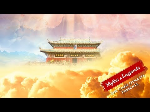 How the WORLD Was Created According to Chinese Legends