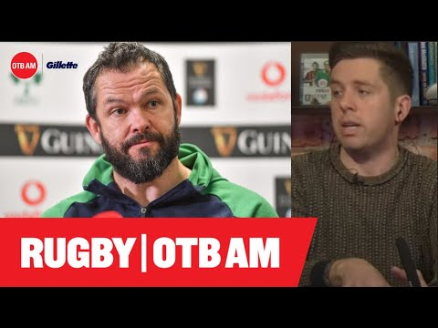 Did Ireland overlook Pat Lam? | Risking wasting a RWC cycle | Trusting new faces | Rugby
