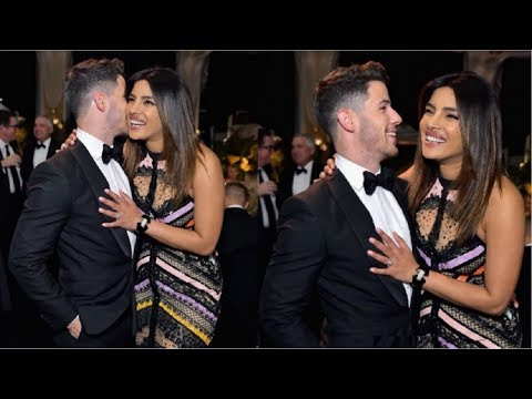 Priyanka Chopra & Nick Jonas's ROMANTIC Moments At Charity Gala In Beverly Hills