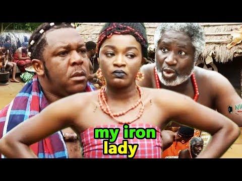 My Iron Lady Season 1 - Chacha Eke 2018 Latest Nigerian Nollywood Movie |Trending Movie | Full HD