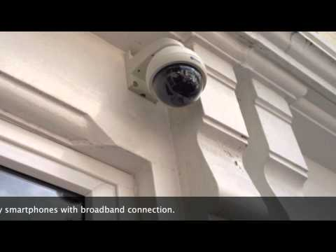 how to fit swann cctv