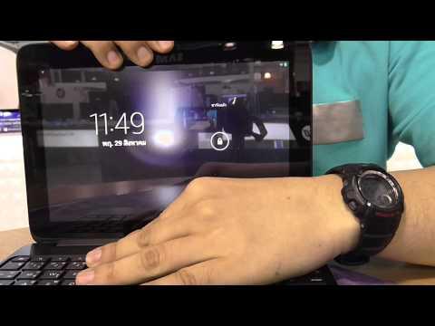 มาส่อง มาลอง HP SlateBook x2 10-h019ru