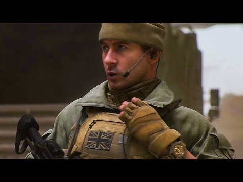 Young Captain Price and Farah First Encounter - Call Of Duty Modern Warfare 2019