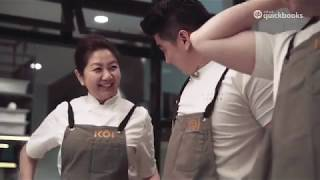 Video The Family Obsession - Presented by QuickBooks & Koi Dessert Bar MP3, 3GP, MP4, WEBM, AVI, FLV Mei 2019