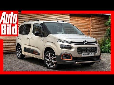 Citroën Berlingo (2018) Erklärung / Details
