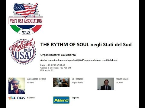 Video TRAVEL SOUTH USA I PIÙ BEI CIMITERI DEL SUD USA MISTERI, STORIA, VODOO ED EVENTI (31-1-2017)