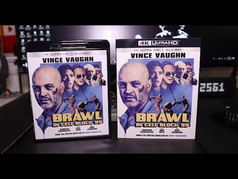 Brawl In Cell Block 99 4K Blu-Ray Review
