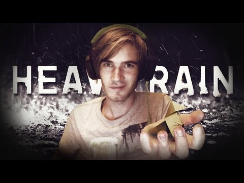 heavy rain - Playing one of my favorite games for you bros! :D ATTENTION! Walking Dead Episode 4 isn't out yet! I can't play something that havn't been made yet, ya know?...