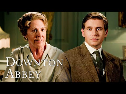 Tom Can't Recognise Himself | Downton Abbey