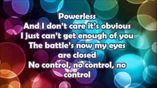 Video One Direction -  No Control (Lyrics) download in MP3, 3GP, MP4, WEBM, AVI, FLV January 2017
