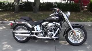 10. New 2016 Harley Davidson FLSTF Fat Boy - Brandon FL
