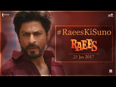 Raees (TV Spot 3)