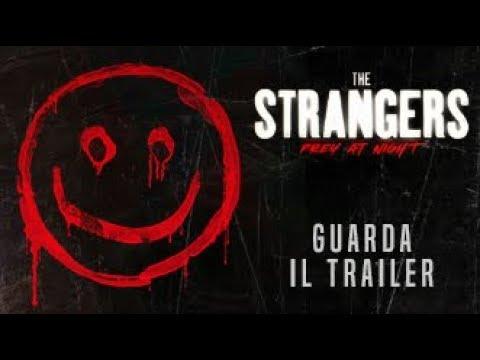 Preview Trailer The Strangers 2: Prey at Night, trailer italiano ufficiale