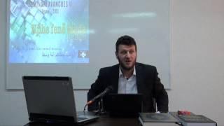 Ihsani - Hoxhë Metush Memedi (Seminari: Njihe fenë tënde)