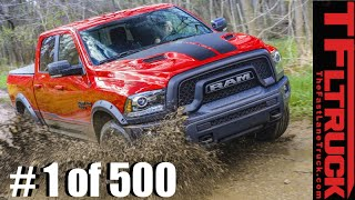 Limited-Edition Mopar 16 HEMI Ram: Everything you Ever Wanted to Know by The Fast Lane Truck