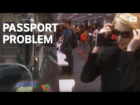 Passport Problem | Testing Out Fake Passport | Tricking Passport Scanner
