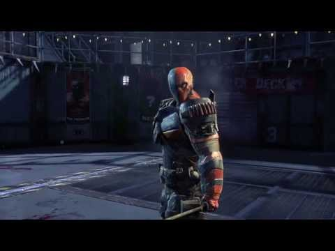 0 Batman: Arkham Origins – Official Gamelplay Trailer | Video