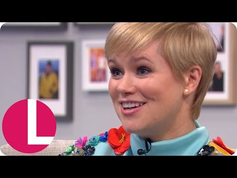 PS, I Love You Author Cecelia Ahern Opens Up About Her Anxiety | Lorraine