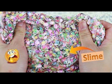 Trải Nghiệm Làm Slime Từ 1 Cup Nails Trái Cây Và 1 Cup Keo Trong I Kết Quả Quá Đã - Thời lượng: 16 phút.