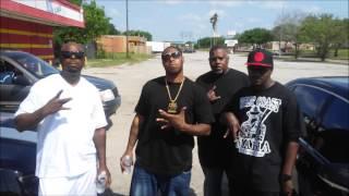 Throwback - Gangsta Playa (ft. Z-Ro & C-Bo) [2017]