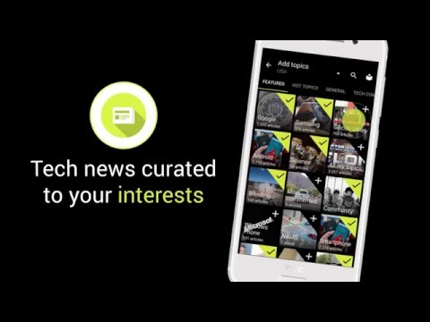 Appy Geek - The #1 Tech news app for iOS and Android