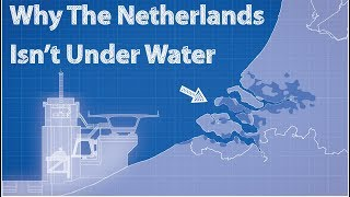 Video Why The Netherlands Isn't Under Water MP3, 3GP, MP4, WEBM, AVI, FLV Maret 2018