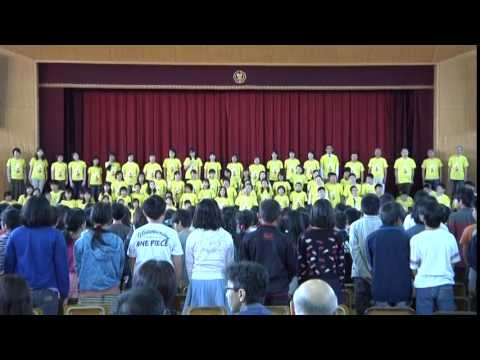 BELIEVE(ビリーブ)地球組with名古屋市立野立小学校