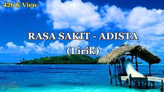 ADISTA - RASA SAKIT (version HENDY)