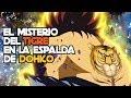 El misterio del Tigre en la espalda de Dohko