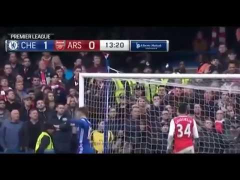 Chelsea vs Arsenal 3 1 ● All Goals & Highlights ● EPL ● 04⁄02⁄2017 HD