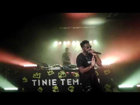 Tinie Tempah Cologne Luxor - Mamacita - 6-4-17