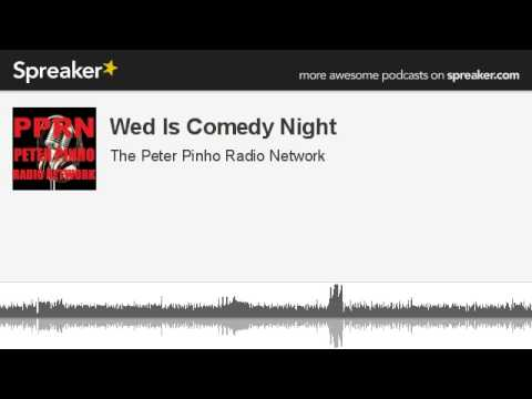 Wed Is Comedy Night (made with Spreaker)