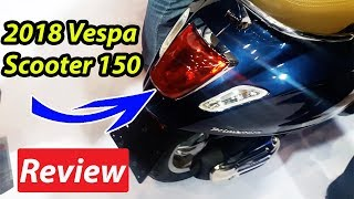 7. �Vespa Primavera 150 2018 Review Pakistan !!!!!!!!!!!!!!!!!!!!!